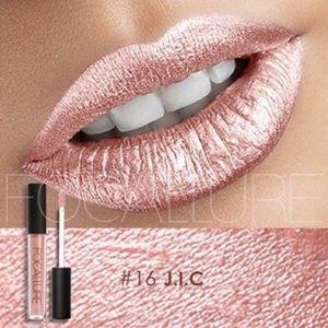 Other - 💋Restocked! Focallure Metallic Liquid Lipstick💋